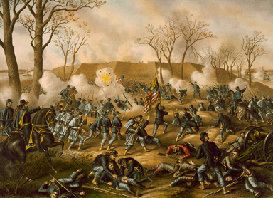 battle-of-fort-donelson