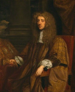 NPG 3893; Anthony Ashley-Cooper, 1st Earl of Shaftesbury after John Greenhill