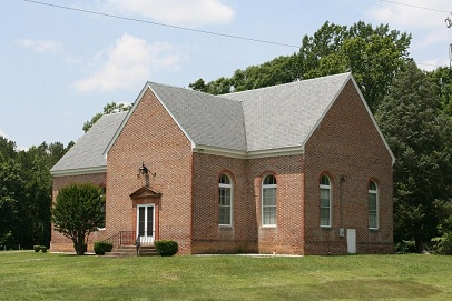 mattaponi_baptist_church_virginia