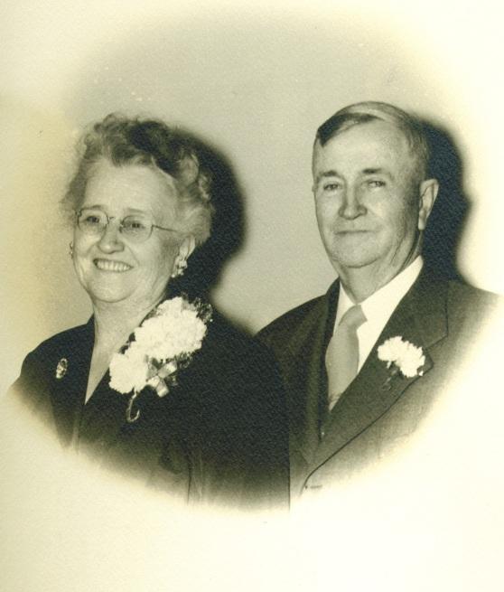 Lula Mai & Edgar Luther Nelson